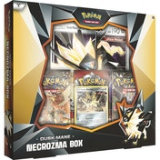 Ex-Display Pokemon TCG: Dusk Mane Necrozma/ Dawn Wings Necrozma Box Used - Like New