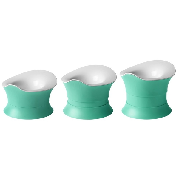 Angelcare Growing-Up Potty (Turquoise) - Image 3