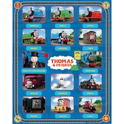 Thomas and Friends Characters Mini Poster