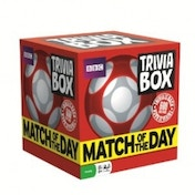 Match Of The Day Trivia Box Board Game