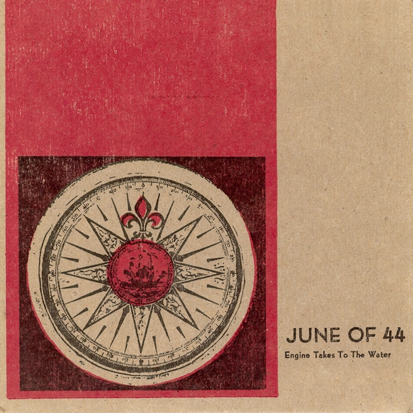 June Of 44 - Engine Takes To The Water Vinyl