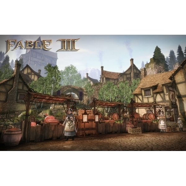 Pre-Owned Fable III 3 Game Xbox 360 Used - Good - Image 2
