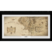 The Hobbit Middle Earth 50 x 100cm Collector Print - Image 2