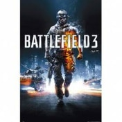 Battlefield 3 Cover Maxi Poster