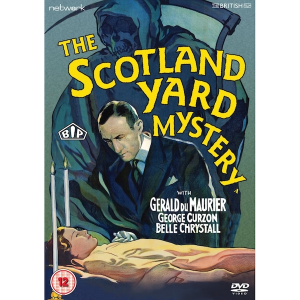 The Scotland Yard Mystery DVD