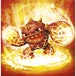 Lightcore Eruptor (Skylanders Giants) Fire Character Figure - Image 2