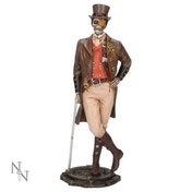 Lord Cogsworth Steampunk Figurine