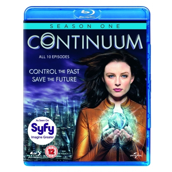 Continuum - Season 1 Blu-ray