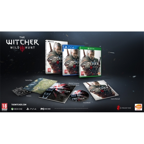 The Witcher 3 Wild Hunt Day One Edition PC Game - Image 2