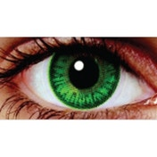 Emerald Green 3 Month Coloured Contact Lenses (MesmerEyez Blendz)