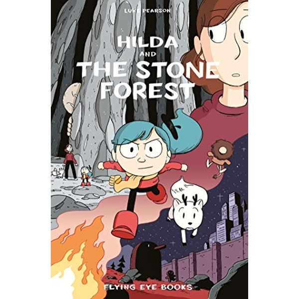 Hilda and the Stone Forest  Paperback / softback 2018