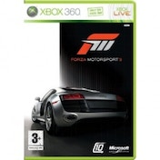 Ex-Display Forza Motorsport 3 Game Xbox 360 Used - Like New