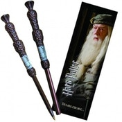 Harry Potter Dumbledore pen and bookmark set