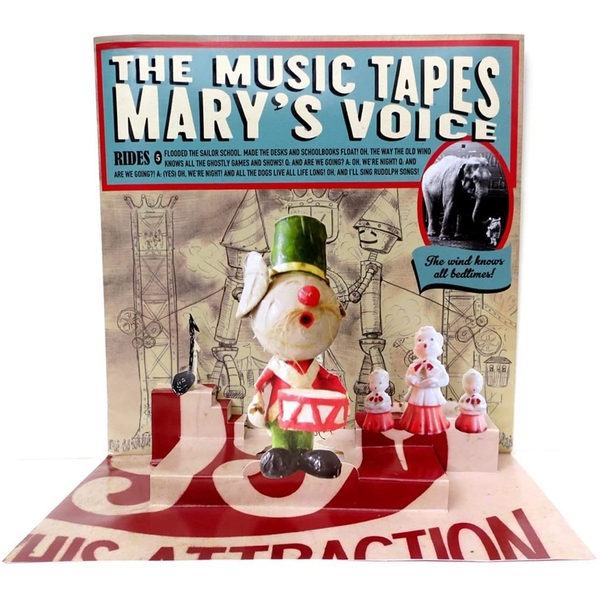 The Music Tapes - Mary's Voice CD