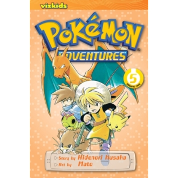 Pokemon Adventures, Vol. 5 (2nd Edition) : 5