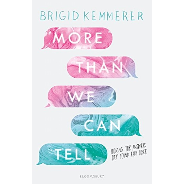 More Than We Can Tell  Paperback / softback 2018