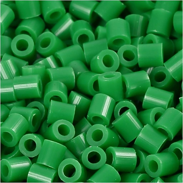 Photo Pearls Beads Plastic (Green)