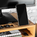 Bamboo Monitor Stand 2 Tier | M&W - Image 4