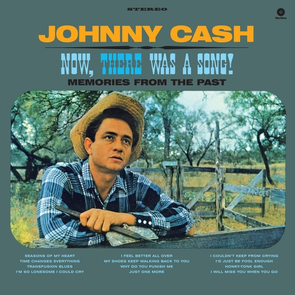 Johnny Cash - Now. There Was A Song! Vinyl