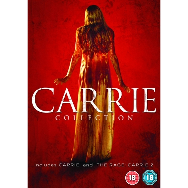Carrie Double Pack DVD
