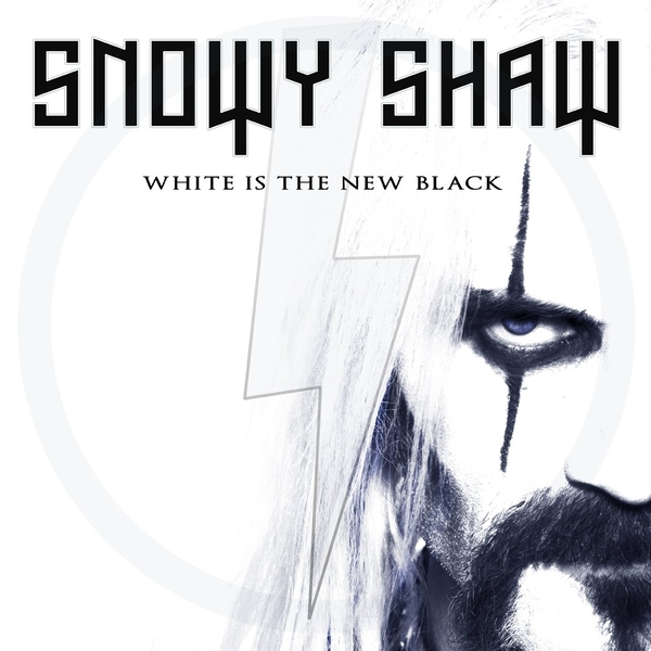 Snowy Shaw - White Is The New Black White  Vinyl