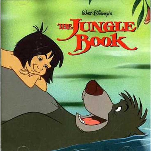 The Jungle Book Soundtrack, Original recording remastered, Special Edition CD