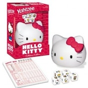 Yahtzee Hello Kitty Collector's Edition Board Game