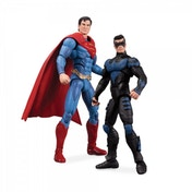 Injustice Nightwing vs Superman Actioin Figure 2 Pack