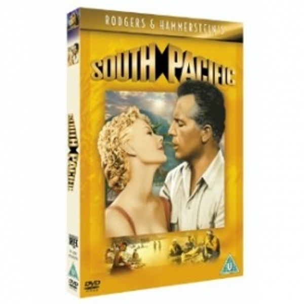 South Pacific 1958 DVD