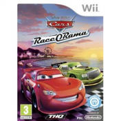 Disney Pixar Cars Race-O-Rama Game Wii