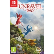 Unravel Two Nintendo Switch Game