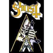 Ghost - Clockwork Ghost Textile Poster