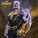 Avengers: Infinity War - Thanos Fragmented Canvas - Image 2