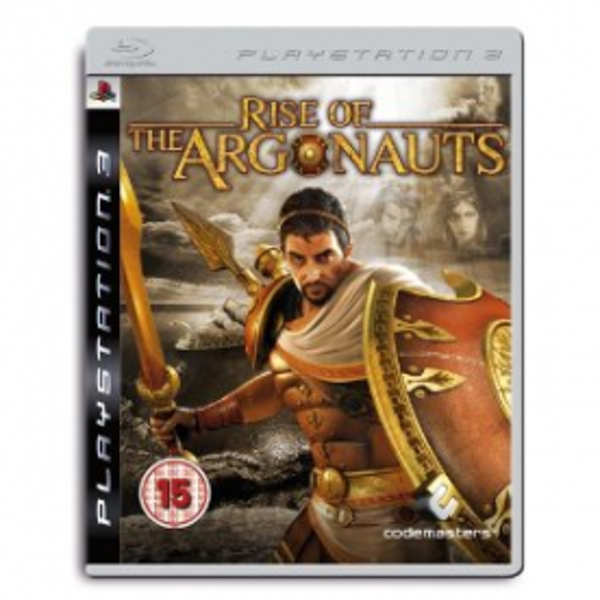 Rise Of The Argonauts Game PS3