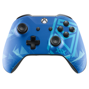 SDMN Crest Blue Edition Xbox One S Controller