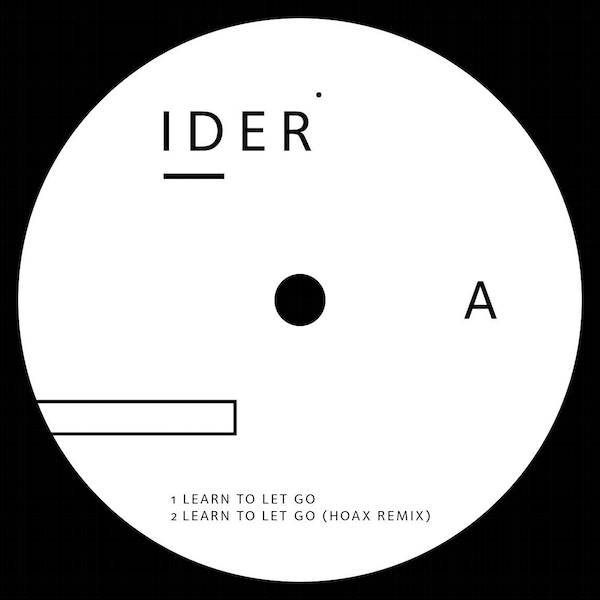 Ider - Learn To Let Go/Body Love Vinyl