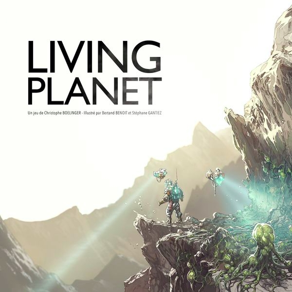 Living Planet Board Game