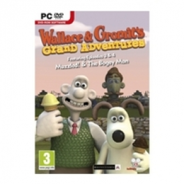 Wallace & Gromit Episodes 3 & 4 Game PC