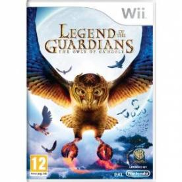 Legends Of The Guardians Game Wii