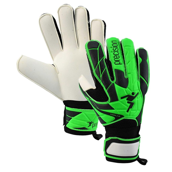 Precision Fusion_X.3D Junior Flat Cut Finger Protect  - Size 4