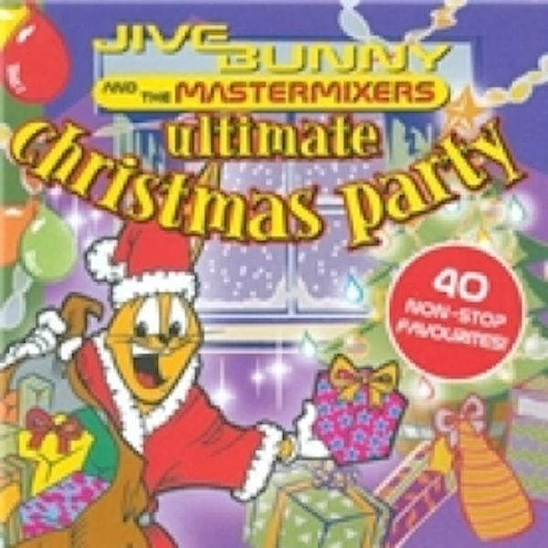 Jive Bunny And The Mastermixers Ultimate Christmas Party CD