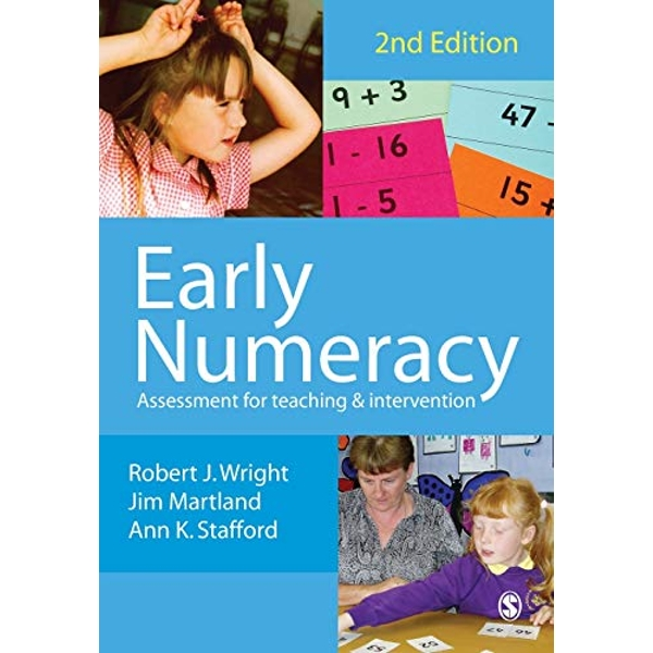 Early Numeracy: Assessment for Teaching and Intervention by James Martland, Ann K. Stafford, Robert J. Wright (Paperback, 2006)