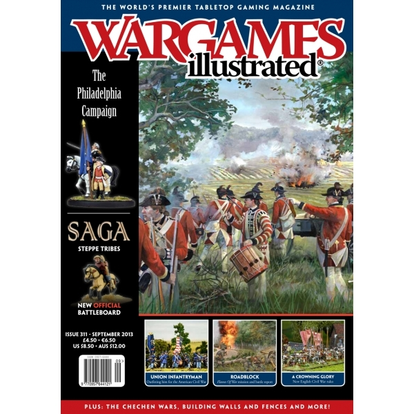 Wargames Illustrated Issue #311