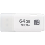 Toshiba 64GB TransMemory USB 3.0 Flash Drive White