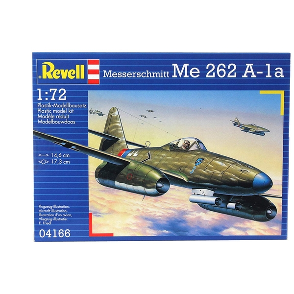 Me 262 A1a 1:72 Revell Model Kit - Image 1