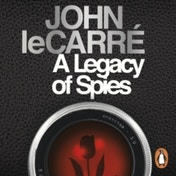 A Legacy of Spies Audio CD
