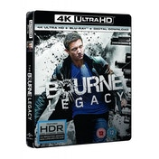 The Bourne Legacy 4K UHD Blu-ray