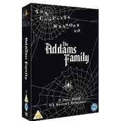Addams Family Complete DVD