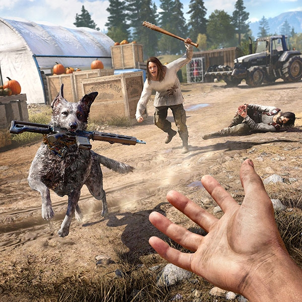 Far Cry 5 PS4 Game - Image 2
