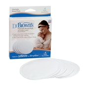 Dr Brown's Washable Breast Pads